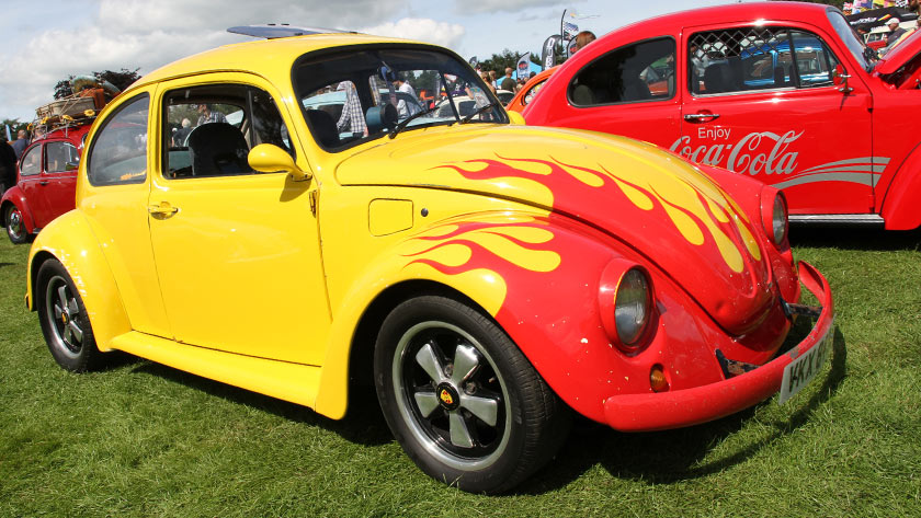 The Flame Bug at VW Festival 2017